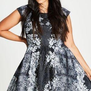Femme Royale Dress